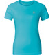 Odlo Versilia Shirt S/S Women blue radiance
